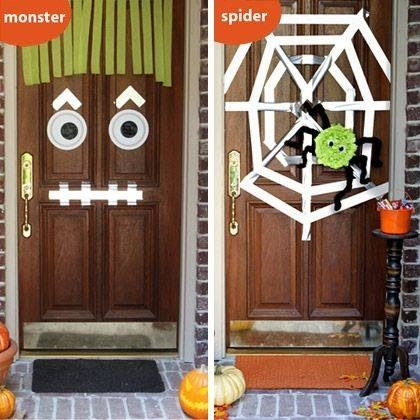Halloween Front Door Decoration Trusper