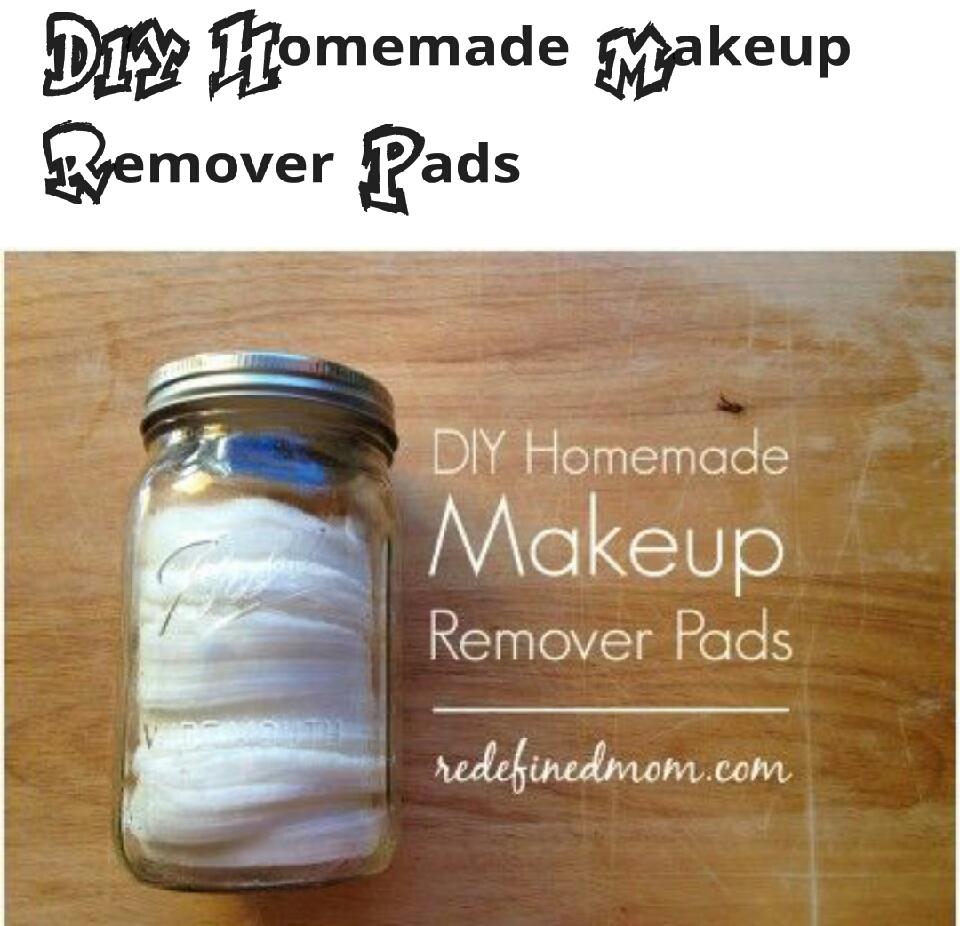 DIY Makeup Remover Pads!   Trusper