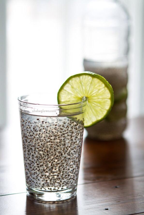 Chia Fresca: A Natural Energy Drink!   Trusper