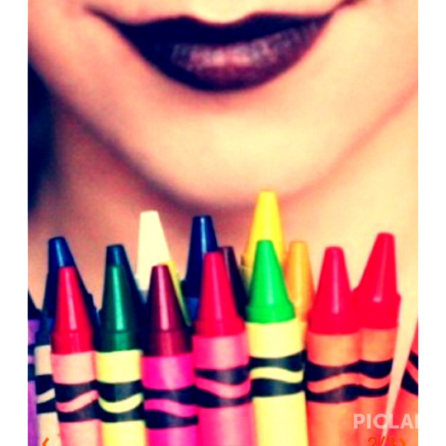 how to make makeup out of crayons