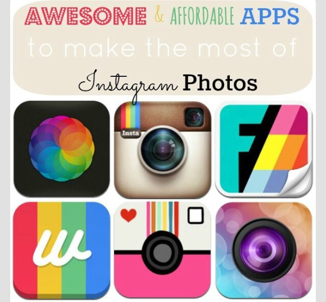 If You Instagram Was Cool...must Download Apps