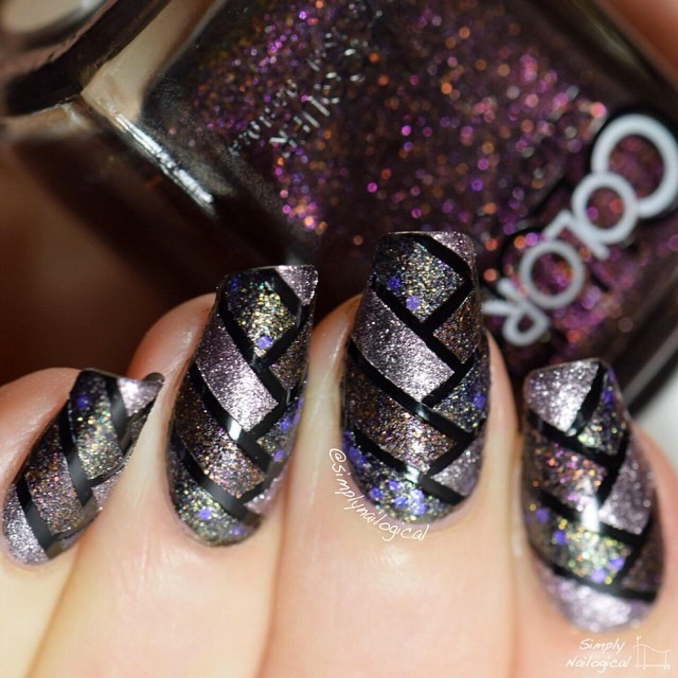 Amazing Nail Art: These Are Simplynailogicals Nail Art If You Go To Her
