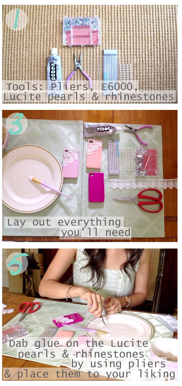 DIY Cell Phone Cases & Cell Phone Holder