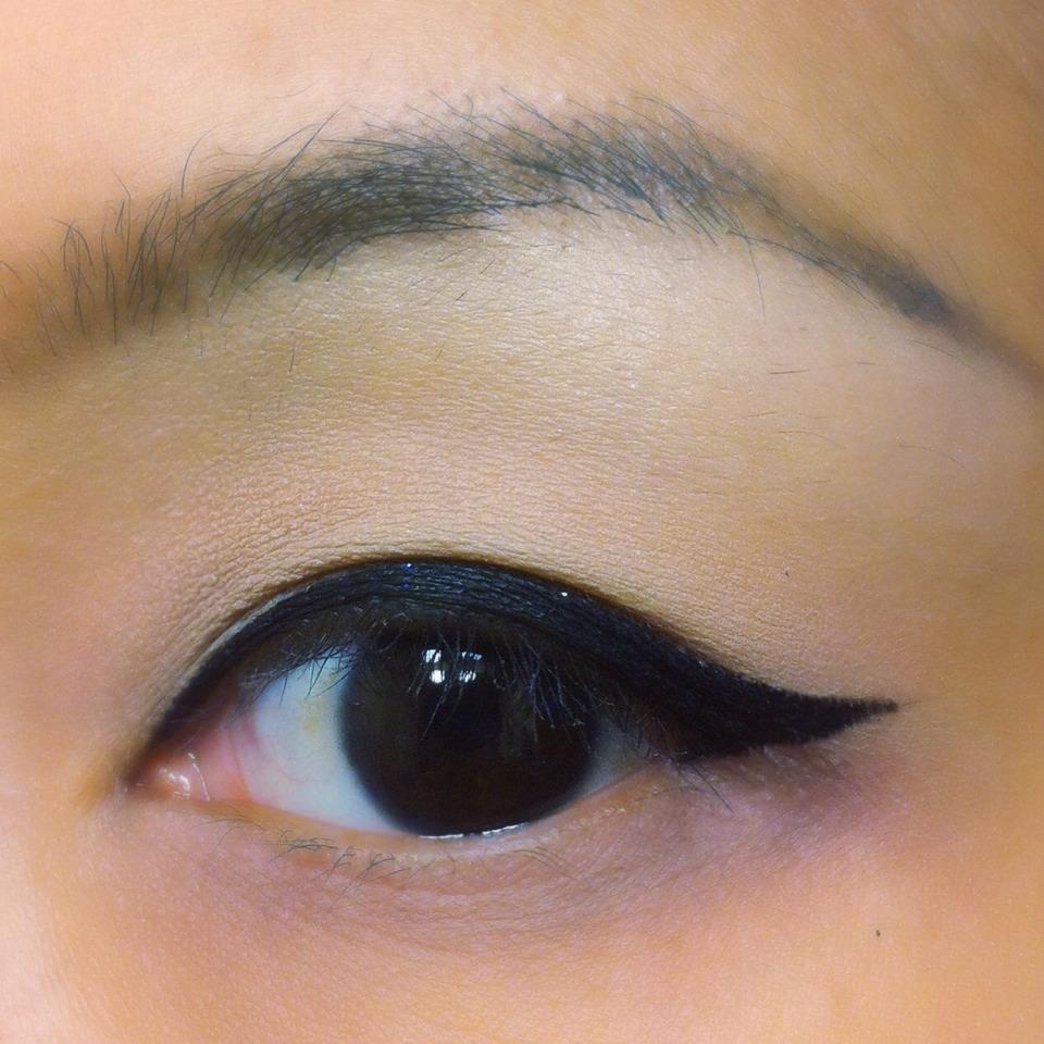 Cat Eye Eyeliner Asian