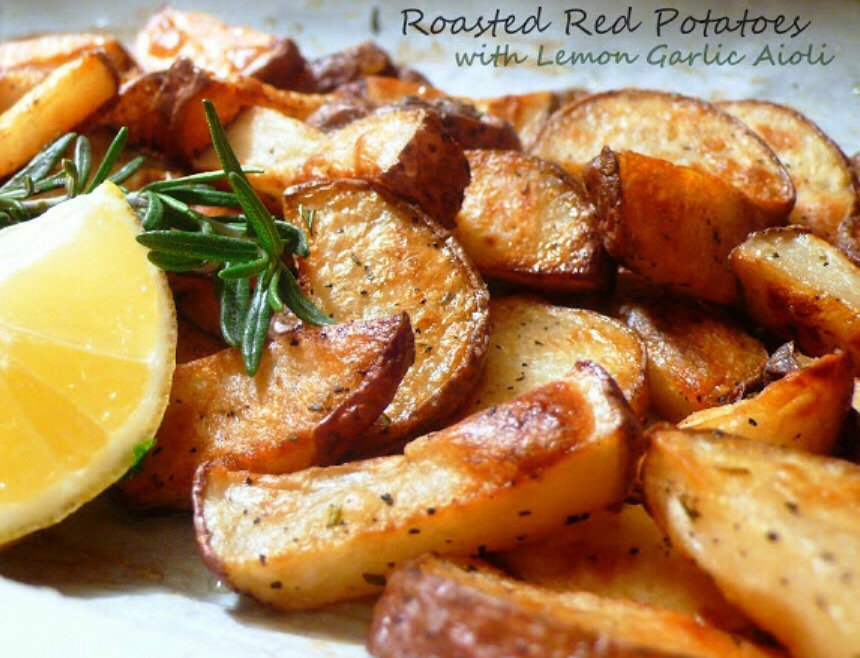 How To Make Garlic Red Potatoes | Trusper