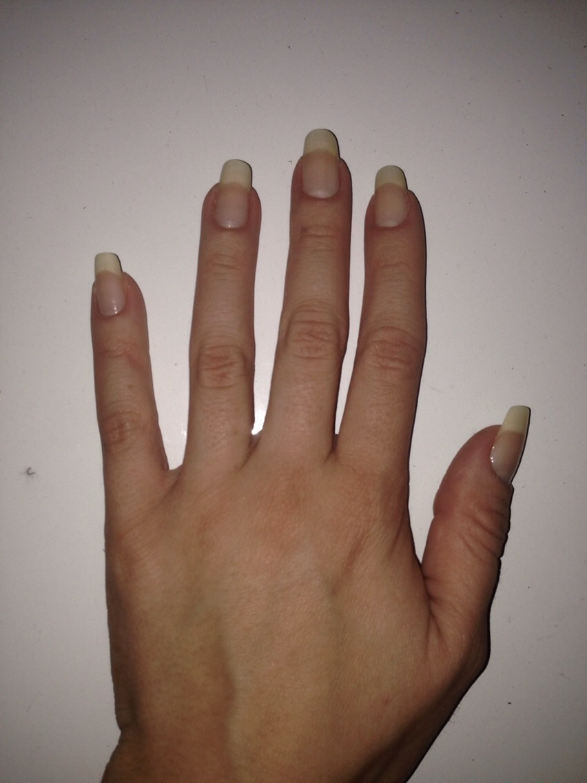 how to grow yur nails in 1 hour