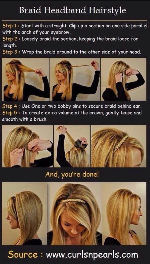 17 Super Cute Hair Styles!🎀