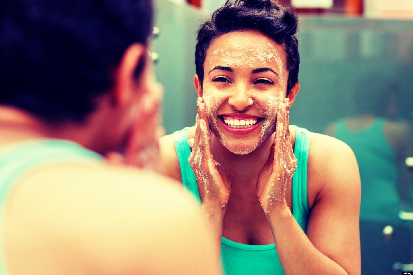 how to avoid getting acne