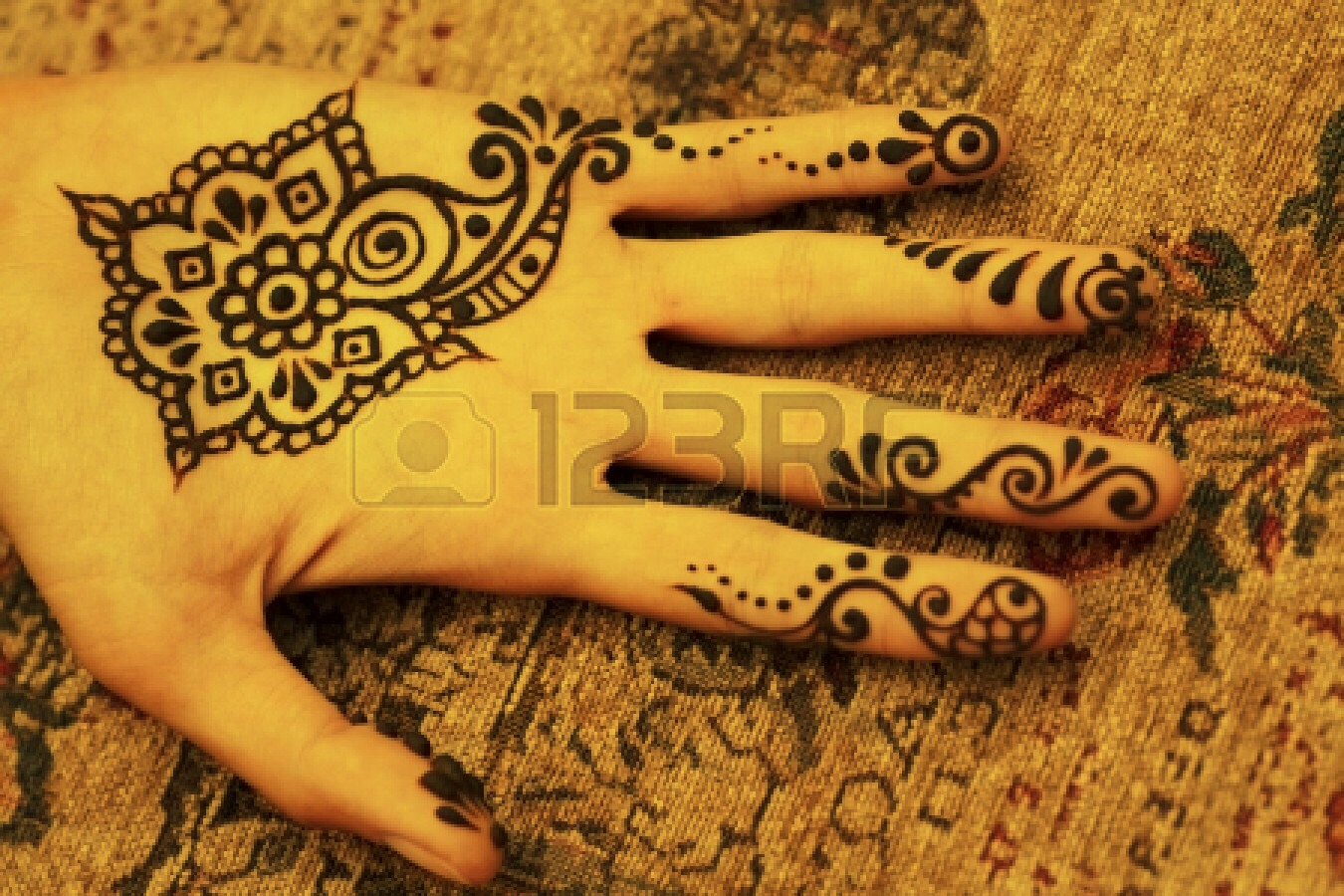 Mehndi Henna Ingredients : Diy henna tattoos trusper