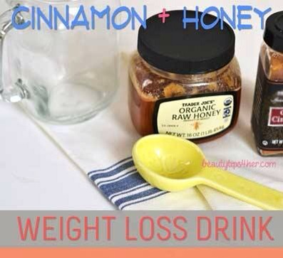 warm water drink weight loss