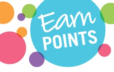 How To Earn Points!