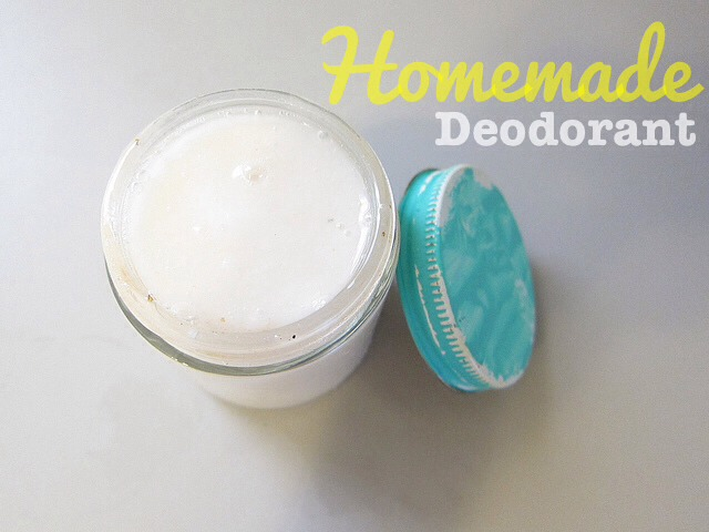 Natural Homemade Deodorant!   Trusper