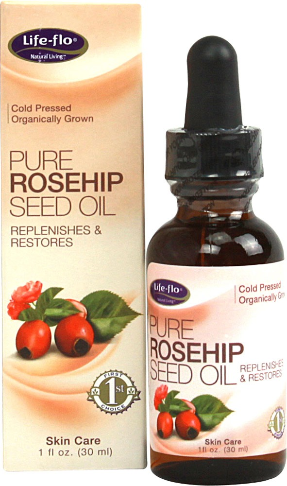 rose hip seed oil  trusper