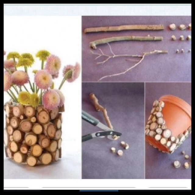 Flower Pot Idea