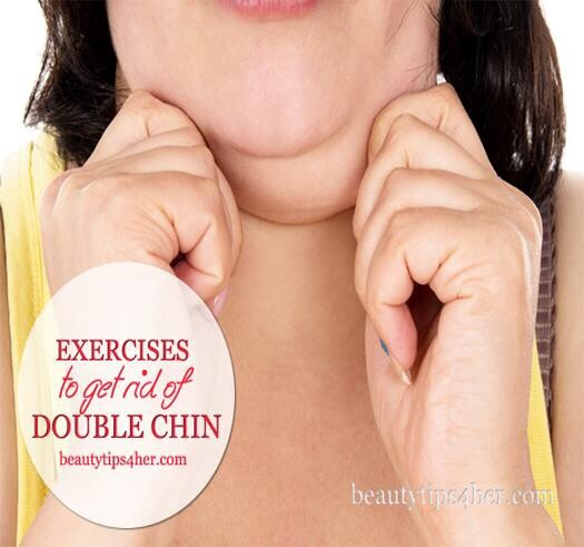 Exercises To Get Rid Of DOUBLE CHIN👌