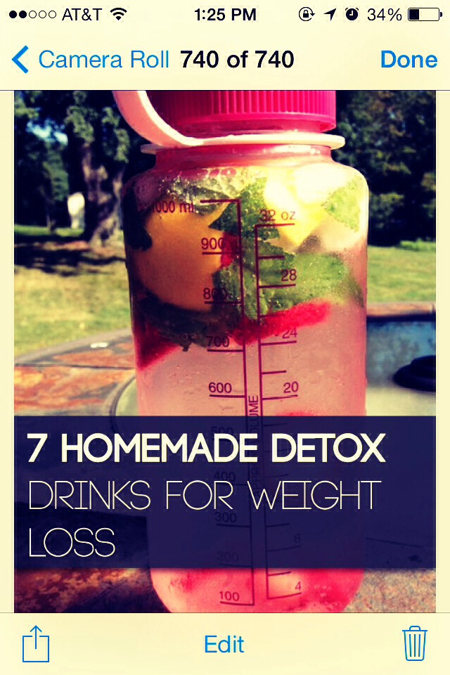 Weight Loss Detox Smoothies!