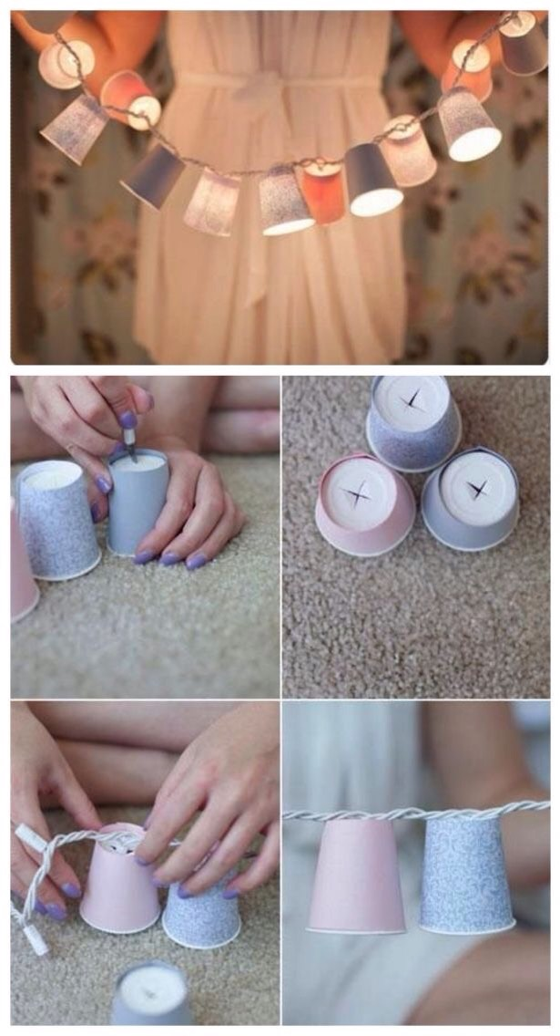 18 more diy room decor for teens trusper for Cute easy diy bedroom ideas