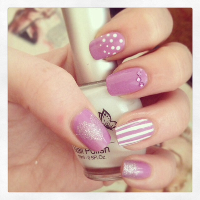 5 Different Nail Art Designs That Work Wonders Together!