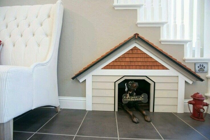 Indoor Dog House Ideas