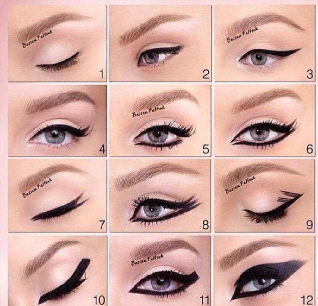 Eyeliner Step by Step