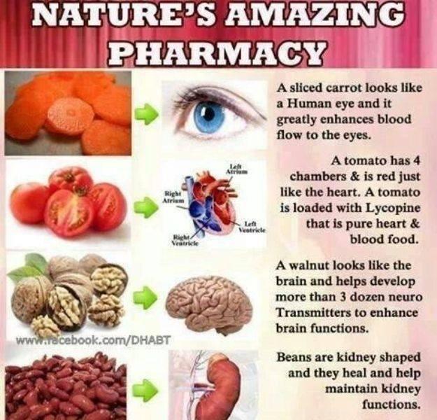 Natures Amazing Pharmacy (please like when saving) Thank ...