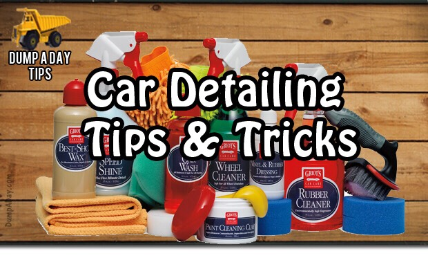 🌟Detail Your Car Like The Pros, With These Tips & Tricks!🌟🚙👏👏