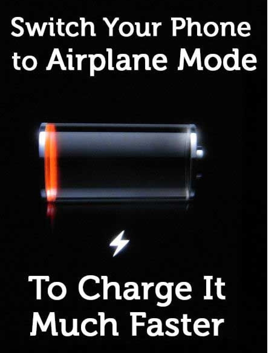 how to make your battery charge faster