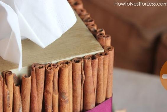 how to make cinnamon sticks at home