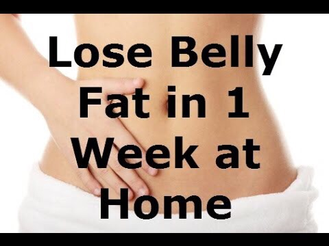 Tips on how to burn belly fat fast photo 1