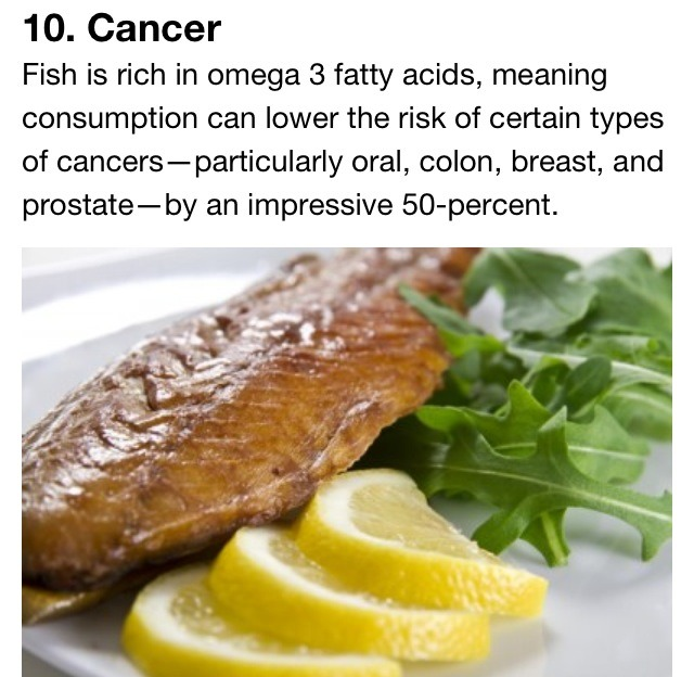 10 little known health benefits for eating fish trusper for Eating fish everyday