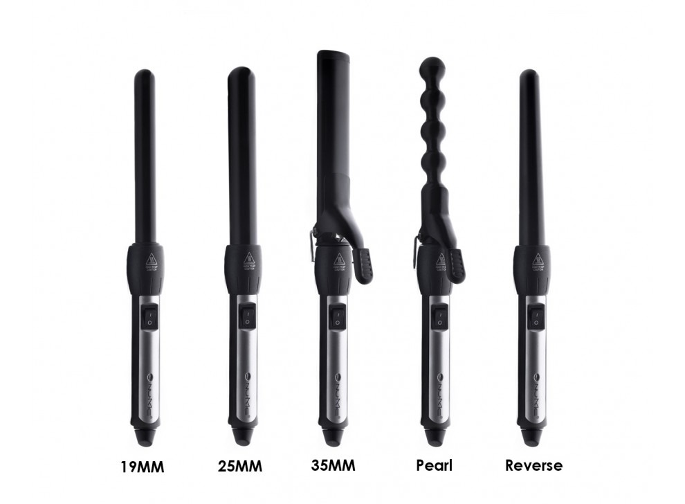 Amazing Interchangeable Curling Wands For Long Lasting