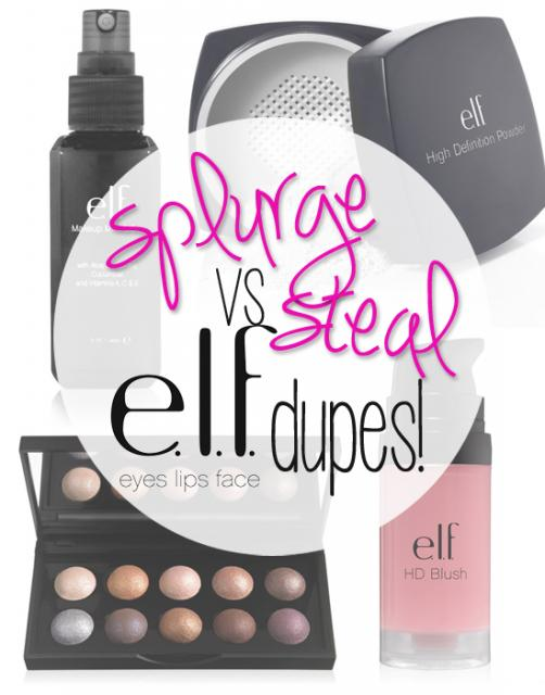 20 Elf Makeup Dupes. Plz Like And Share.
