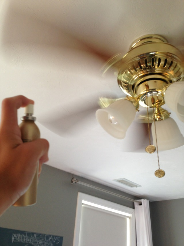 When Spraying Any Odor Eliminator In A Room Spray The Spray Into A Fan
