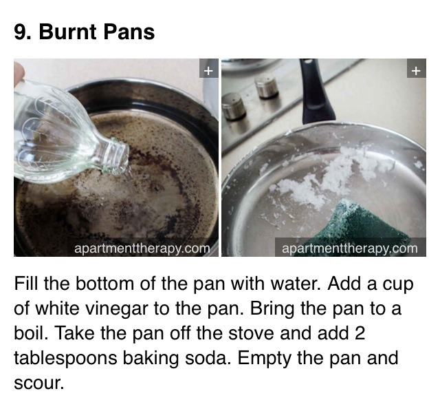 Clean Your Pots And Pans! It's Easy!