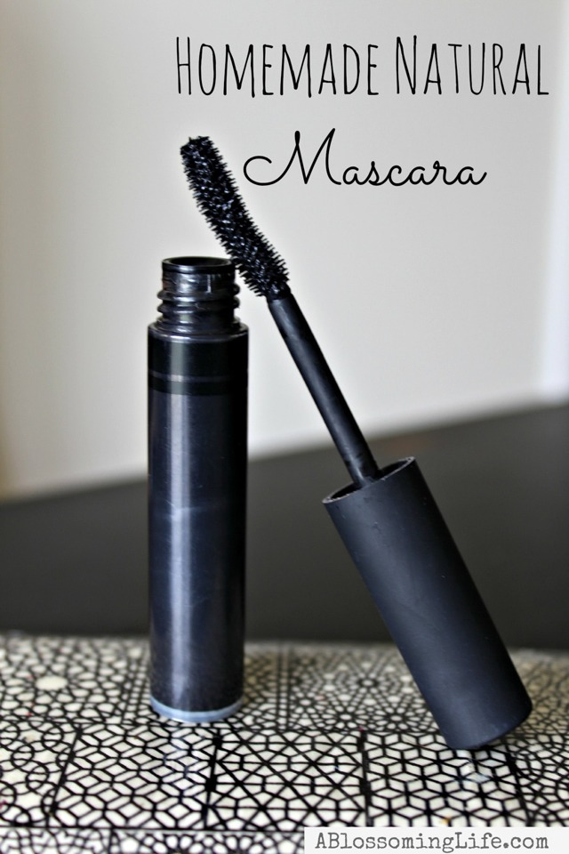 Homemade Natural Mascara