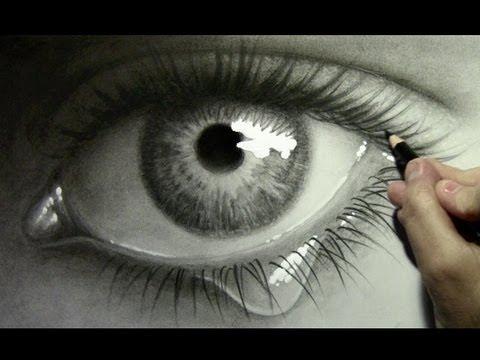 7 Ways To Draw Realastic Eyes 👀👀