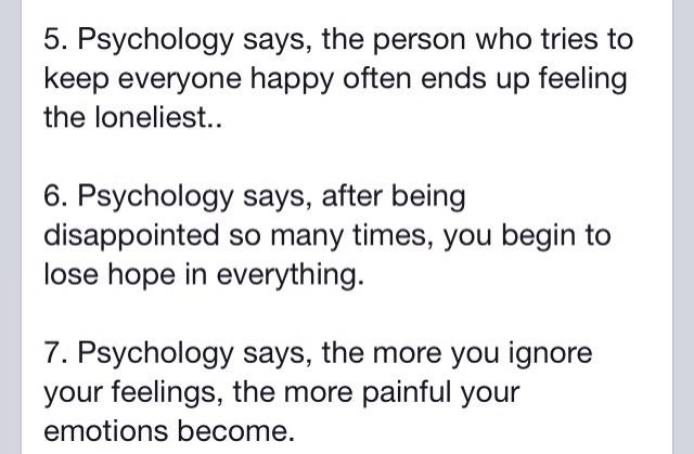 Psychology app b