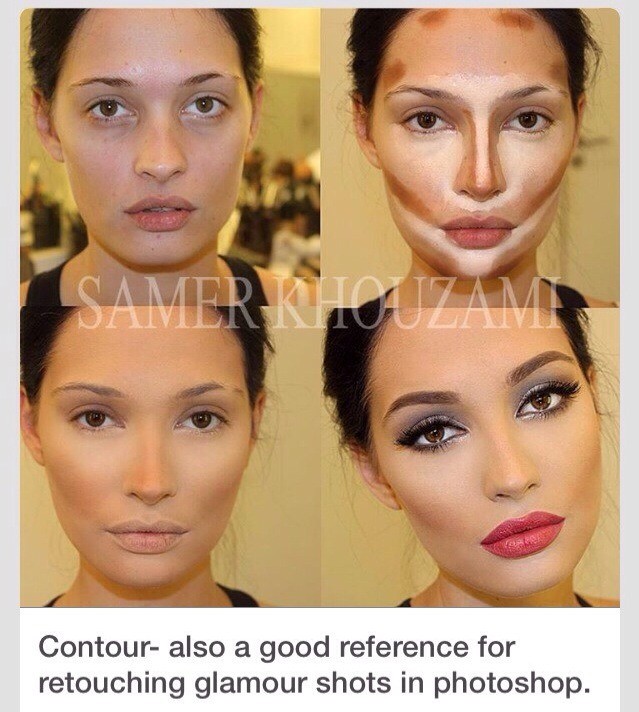 Best Way Contour Your Face Trusper