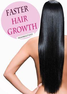 Grow Healthier Hair Faster!