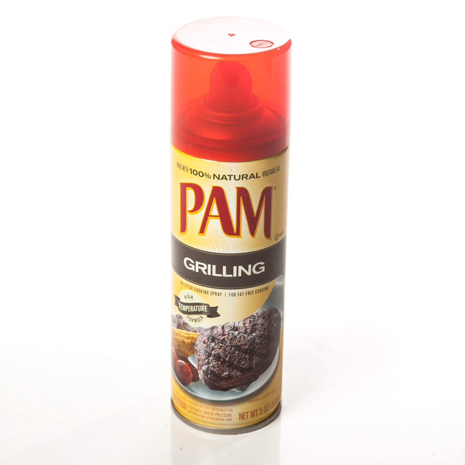 pam spray soap can remove oil paint from your skin trusper. Black Bedroom Furniture Sets. Home Design Ideas