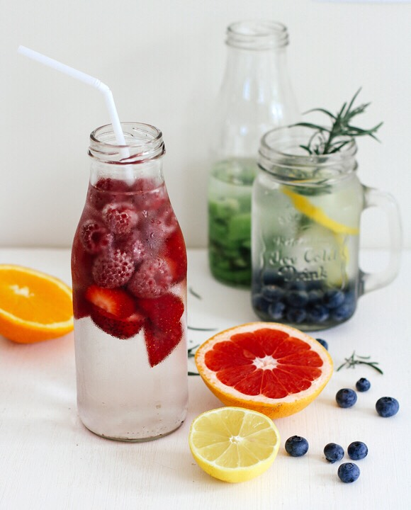 Fruit Infused Water Recipes!!