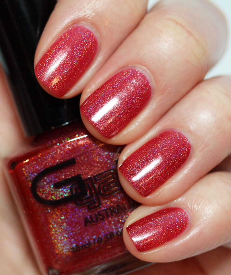 Top Holiday Nail Polish Color