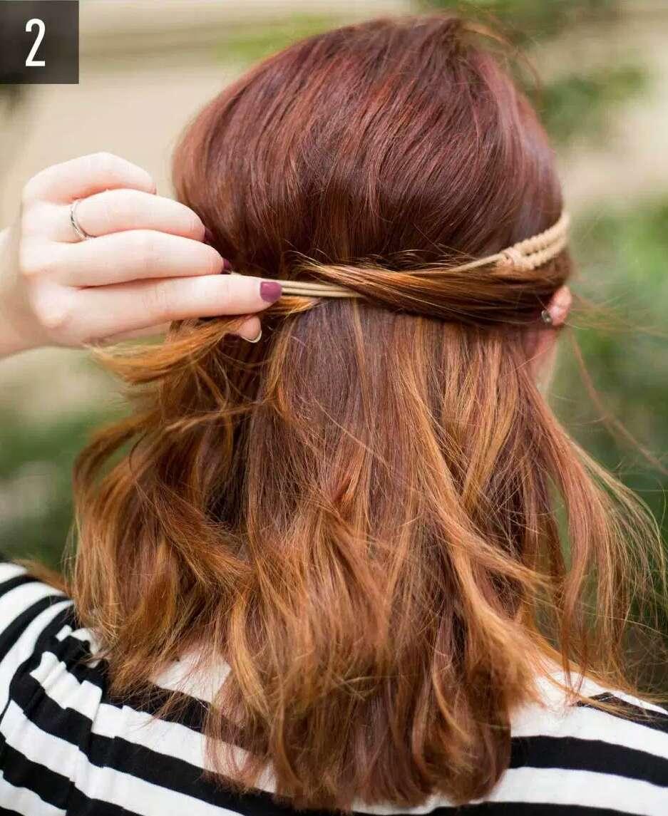 15 super easy hairstyles for lazy girls trusper