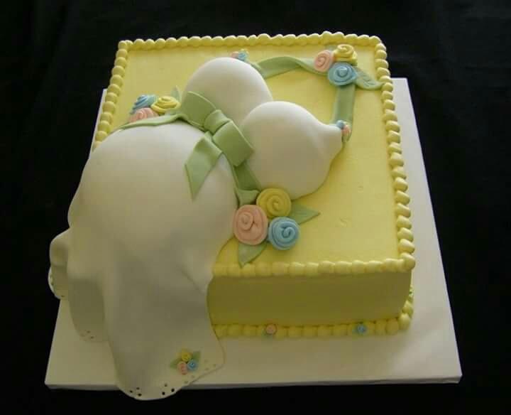 baby shower pregnant belly cakes trusper