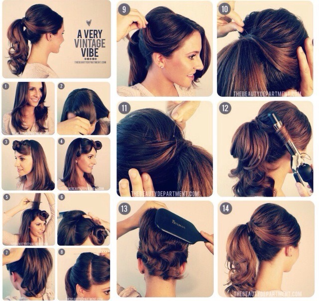 5 minute Easy Hairstyles That You Need to Know Like and