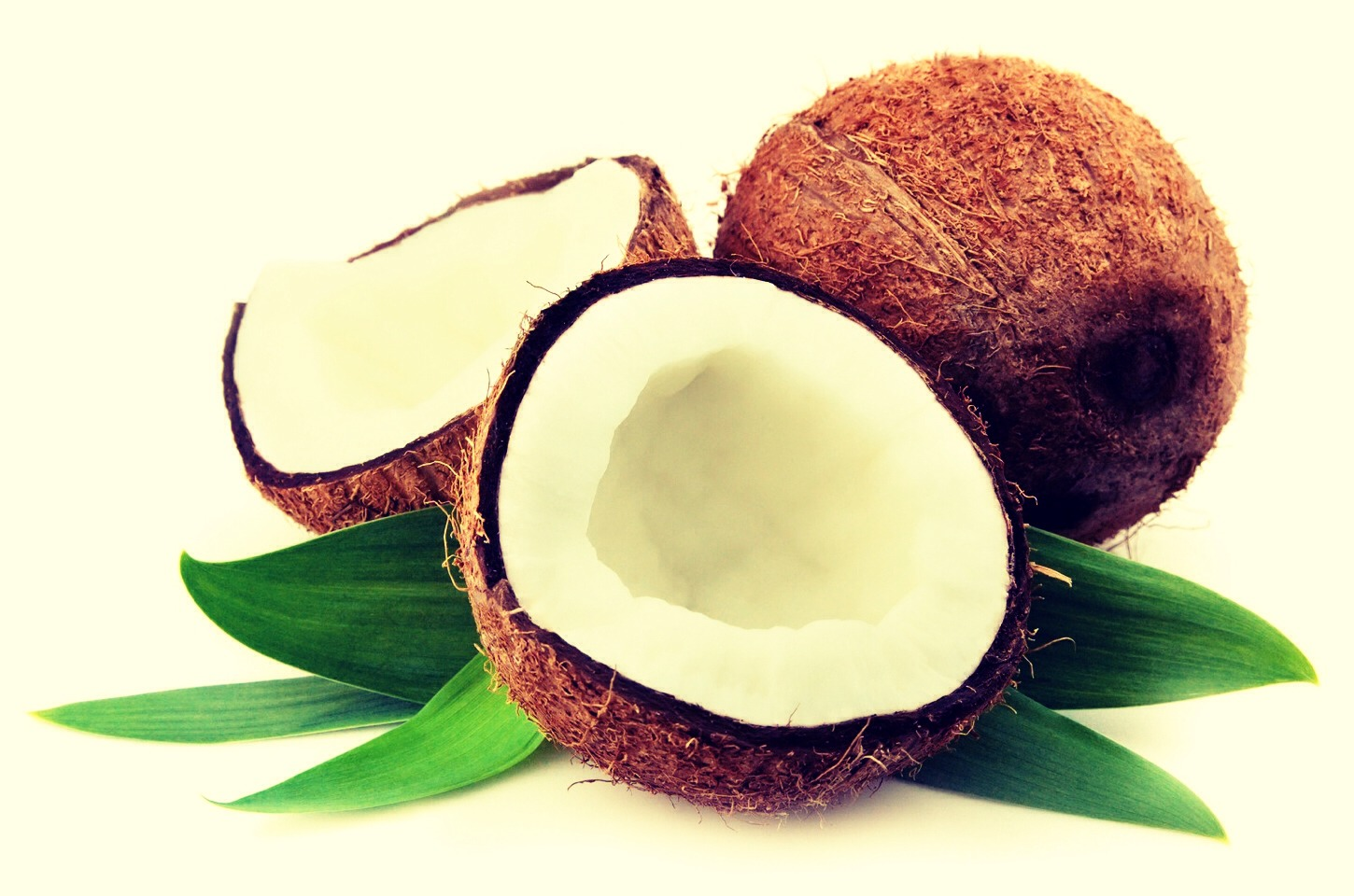 Use Coconut Oil... Coconut Oil For Dry Skin