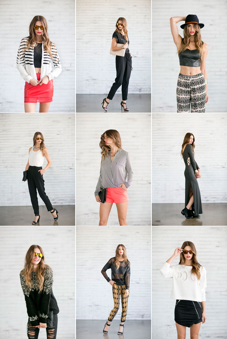 Where to buy fashionable clothes