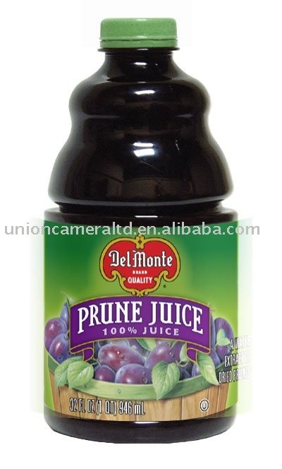 Drink Prune Juice Before Bed
