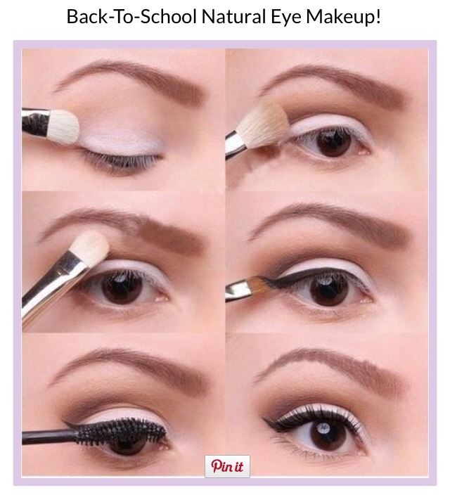 cute makeup for work or school trusper