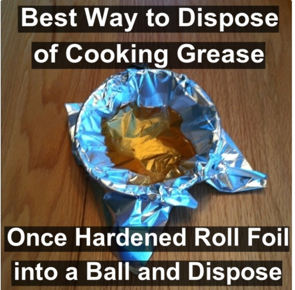 Dispose Of Cooking Oil Easy Like This Trusper